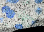 Azurite Granite?