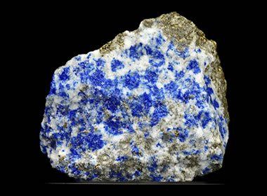 lapis lazuli rock