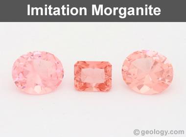 Imitation Morganite