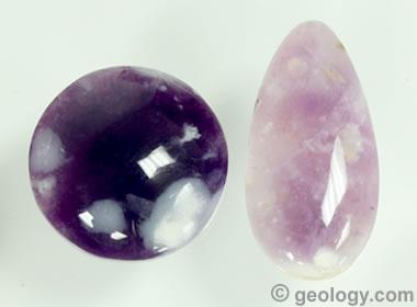 Mexican Purple Opal: A common opal known as Morado