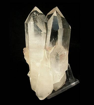 Arkansas quartz crystals