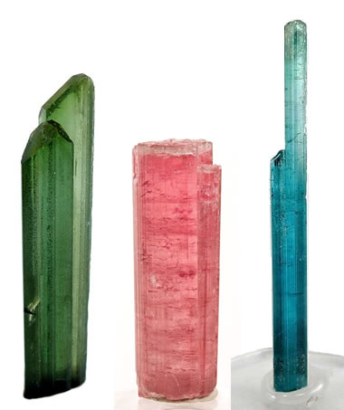 California Gemstones: Tourmaline, Garnet, Turquoise and More