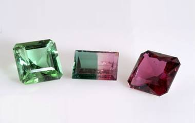 Maine Gemstones: tourmaline, amethyst, aquamarine, morganite