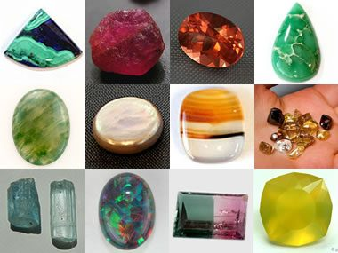 US Gemstone Mines: Arizona Oregon Idaho Montana Arkansas Nevada