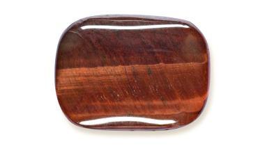 Red Tiger's-Eye Gemstone