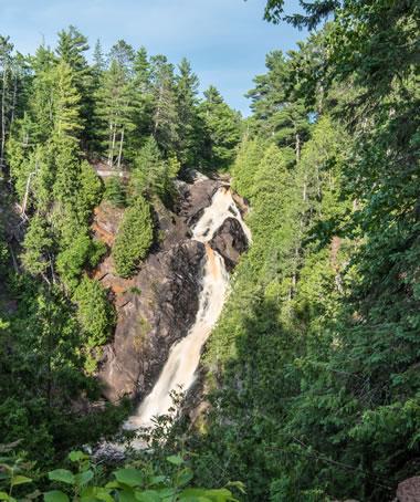 Big Manitou Falls, Wisconsin