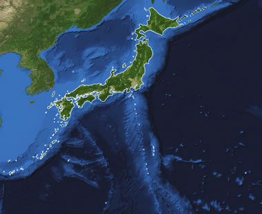Japan Archipelago