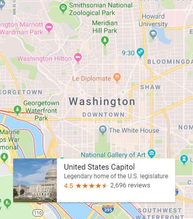Types of Maps: Political, Physical, Google, Weather, and More