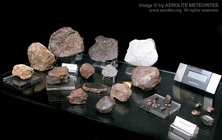 How To Start A Meteorite Collection