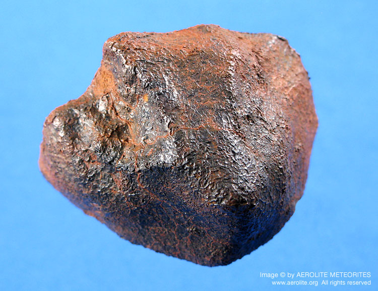 Types of Meteorites: Iron, Stone, Stony-Iron, Lunar, Martian