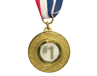 gold use in awards