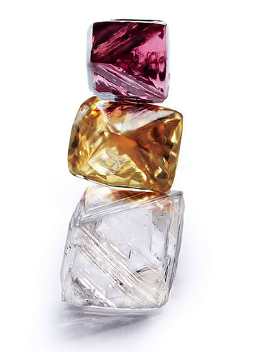 the properties of being ____ make a diamond a gemstone Diamond - Gem and Industrial Uses - Mineral Properties