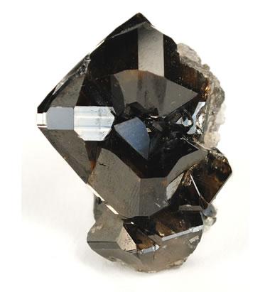 cassiterite crystals