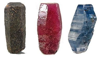Corundum: Use as a Gemstone, Abrasive, Refractory