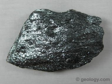 Hematite: A primary ore of iron and a pigment mineral