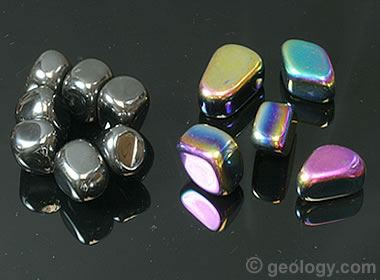 these are not hematite