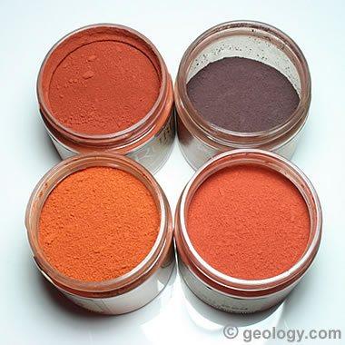 hematite pigments