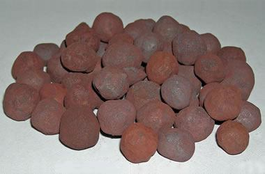 taconite pellets