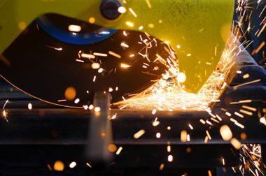 kyanite cutting wheel