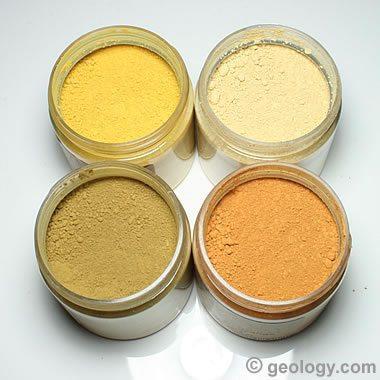 Limonite - Yellow Ocher