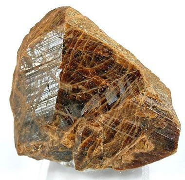 Monazite A Rare Earth Phosphate Mineral