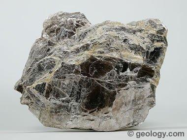 Foliated muscovite