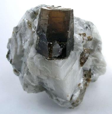 Phlogopite crystal