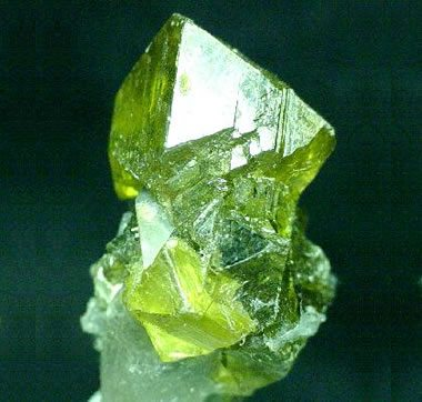 Sphalerite the primary ore of zinc and a collectors gem sphalerite crystals sciox Gallery