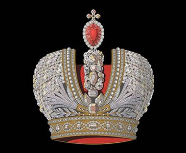 Crown of Catherine the Great