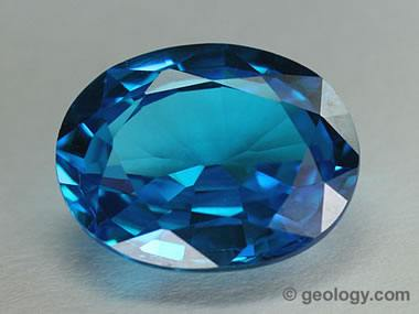 Topaz Mineral | Uses and Properties - GEOLOGY.