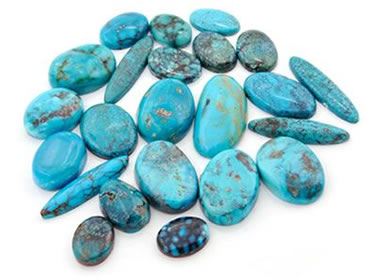 Turquoise as a mineral and gemstone uses and properties for Turquoise colour images