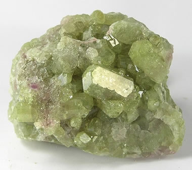 Vesuvianite Crystals