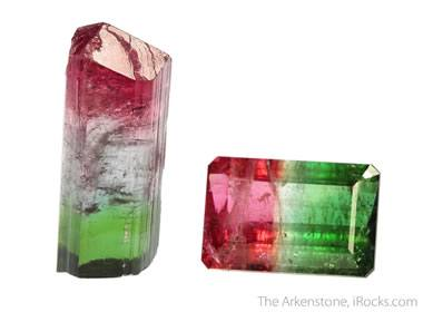 Tourmaline: Earth's most colorful mineral and gemstone