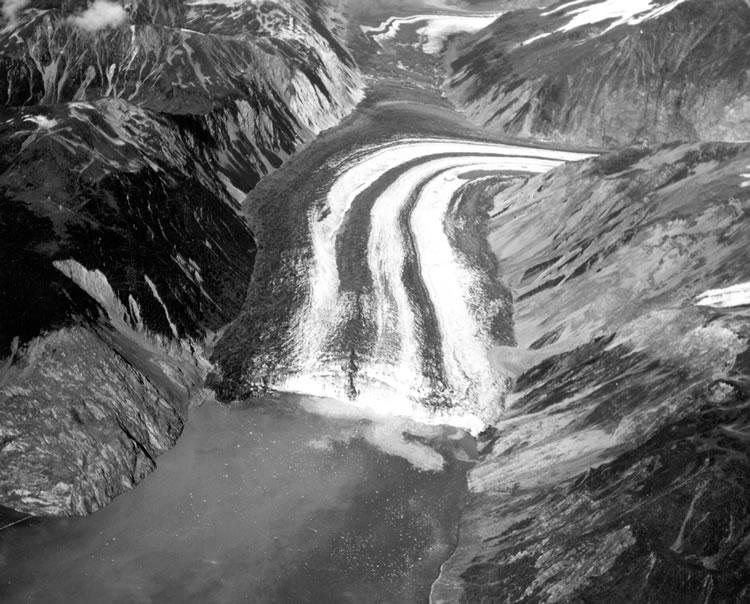 Lituya Bay Rockslide