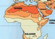 Largest Desert