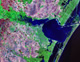 U.S. city satellite images