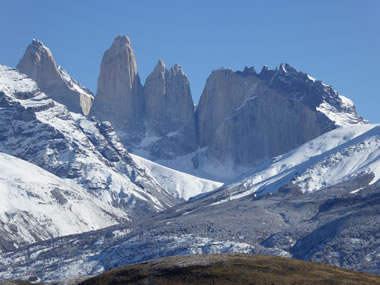 Torres del Paine laccolith