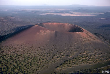 Volcanic cone - Sunset Crater