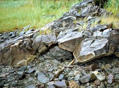 Andesite Flow
