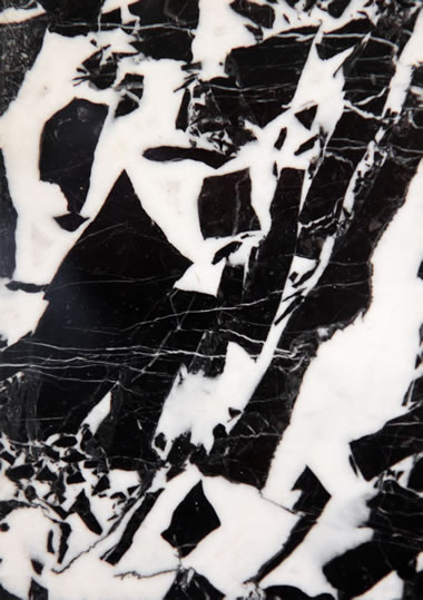 brecciated marble