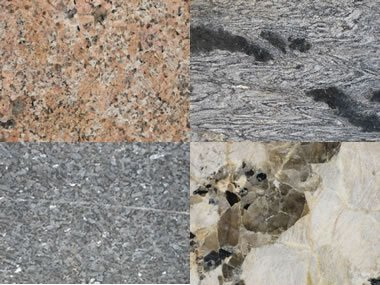 Rocks Called Granite By Commercial Industry