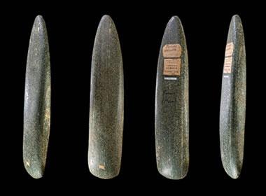 Diorite ax