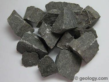dolomite aggregate