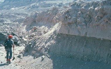 Pumice quarry