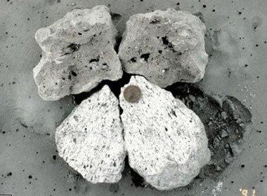 Pinatubo pumice