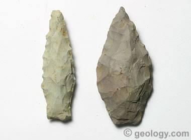 rhyolite arrowhead