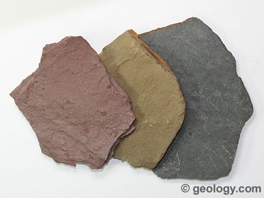 Shale sedimentary rock pictures definition more for Mineral soil definition