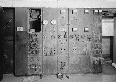 soapstone electrical panels