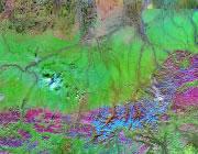 Alaska Satellite Image
