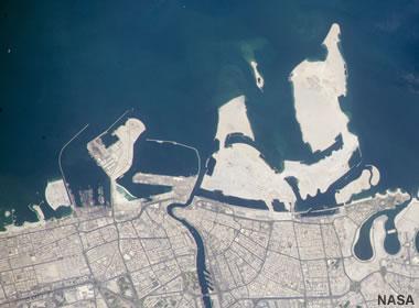 Deira Islands